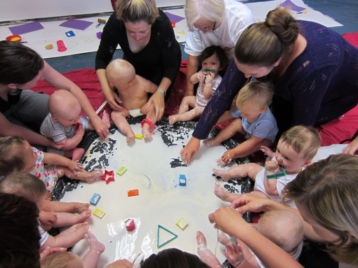 messy play in manchester, wolverhampton, dundee, newcastle, swindon, huddersfield, ascot, worksop, worcestershire, cardfiff, dublin and hexham