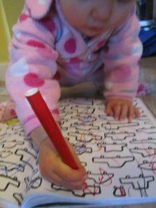 Bonnie drawing